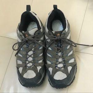 Men's Merrill Continuum Hiking/Outdoor Shoes, 15